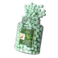Hand Spa Soak Ball 250g Papaya & Green Tea Before Free Wraps with NEON UV LED Soak Off Nail Polish Manicure Gel