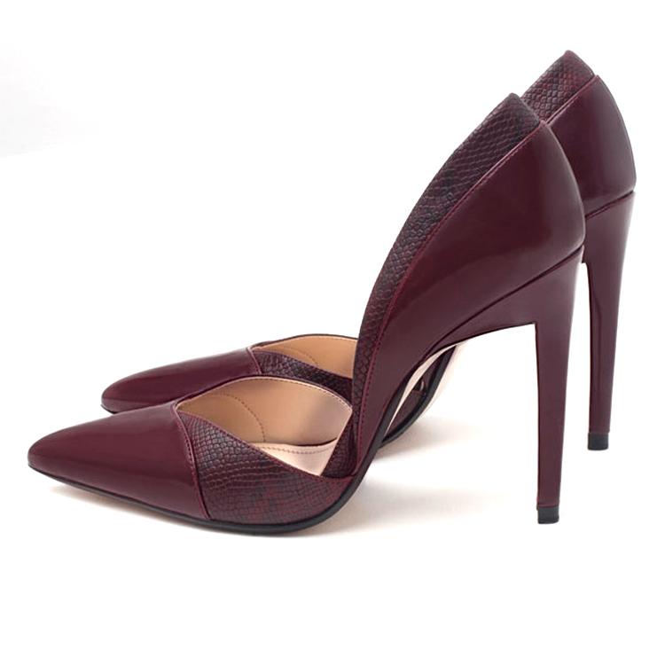 Crocodile shoes for women - photo#21