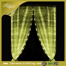 luminous textile plastic grommets for curtains one way window shade