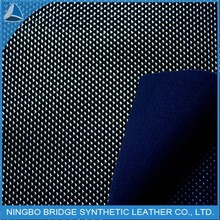 The Fashion Design PU Leather Raw Material For Cutter Shoes Leather