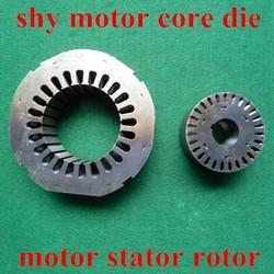 permanent magnet motor stators & rotor/stamping mould