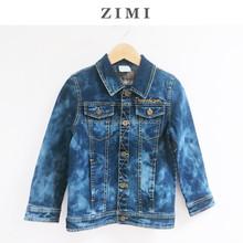 New arrival kids /childern/boys denim jacket ,denim jacket factory,europe denim jacket