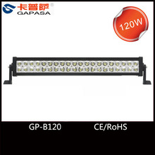 News !Good price for 120W LED light bar for off road suv