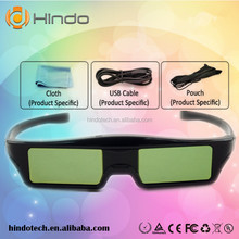 hindo Bluetooth RF Radio Frequency Hisense 3D Active Shutter Glasses eyewear