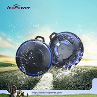 China wholesale mini bluetooth speaker portable amplifier wireless microphone speaker
