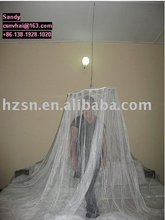 fantasy oasis round bed canopy mosquito net