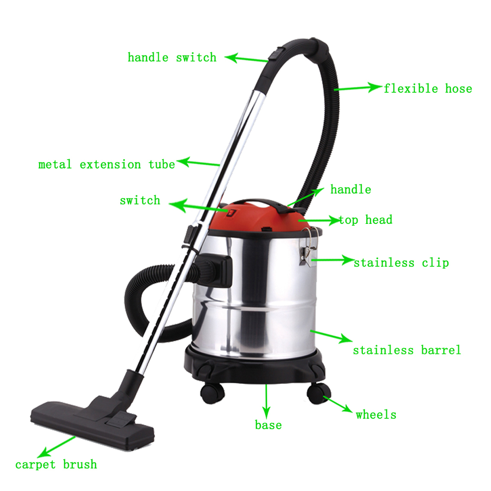 Latest Carpet Cleaning Machine Dry Vacuum Cleaner Hoover