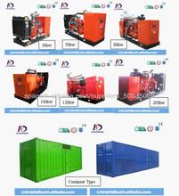 Generador de gas Camda 20KW
