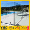 pool fence melbourne/frameless glass pool fencing gold coast