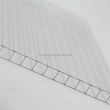 exan celular swimming pool cover polycarbonate hollow sheet