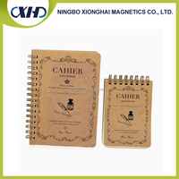 Trustworthy china supplier promotional recycled notebook with pen