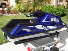 Second Hand 2001 Yamaha super Jet ski
