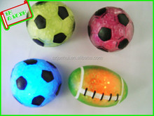 promotional colourful soccer shape ball
