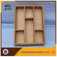 New Product Wooden Coin Tray
