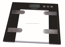 Body Fat & Hydration Scale CR2032 Touch Scale 150Kg 330lb 24st