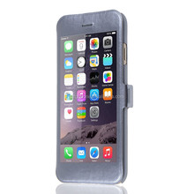 new arrival pu leather cheap mobile phone case for iphone 6 cover