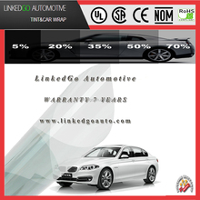 DOT/CE certification automobile 2ply 1.52*30m car window tinting privacy film tinted car windows