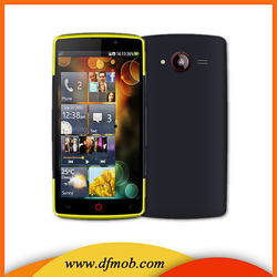 5 INCH FWVGA Touch Screen MTK6572A WIFI GPS Android 4.2 Dual Core Dual SIM Card 3G Andriod Cell Phone S55