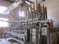 woodworking machine wood veneer composer machine for dealer