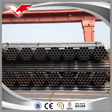 Construction material ASTM A53 schedule 40 1.5 inch galvanized steel pipe