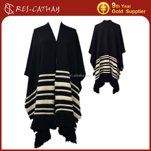 2015 latest women's big knitted shawl