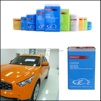 2015 hot sales factory manufacture auto mechanical water base paint