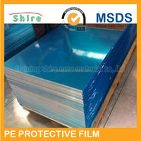 pe protective film for steel coils/pe protective film for aluminum profiles/pe protective film for metal surface