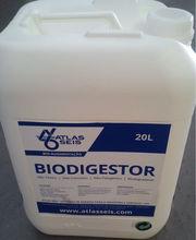 Tratamiento biológico de aguas residuales (No químico)