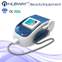 portable home 808nm painfree diode laser dark skin permanently hair removal machine manufacturer