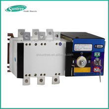 Electrical Auto Changeover Switch 200A 3P 4P