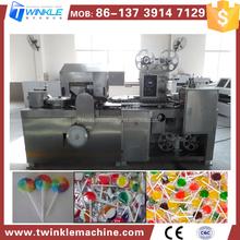 China Wholesale Plc Flat Lollipop Packing Machine