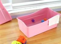 kids plastic bathtub portable bath tub for baby