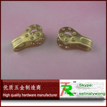High quality metal shoes lace hook