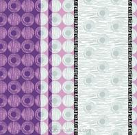 purple round circle design polyester microfiber fabric curtain wholesale