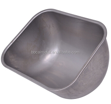 high quality Stainless Steel trough for pigs