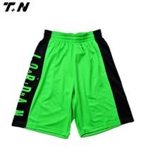 high quality custom design dri fit basketball short