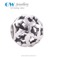 925 Sterling Silver Fine Jewelry Silver Charms 925