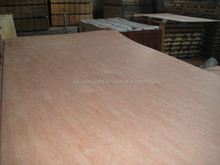 1220x2440x3-18mm bintangor plywood for furniture/commercial