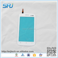 White Touch Screen Digitizer Glass For Wiko Cink King Mobile Phone