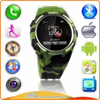 M320S Economic newest waterproof android watch phone Suopprt SIM card as Phone