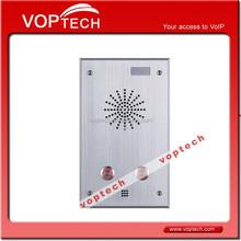 IP Based Door Phone for IP PA System, Audio Door Phone, 2 way intercom system