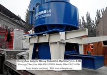 Jiangtai complete stone crushing machine/rock production line/artificial sand making plant for granite, limestone