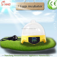 cheap door gifts for kids funny toys to sell( mini 7 egg incubator)