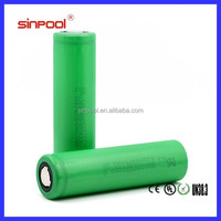 High Drain US18650 VTC3 Battery 3.7V 18650 V3/VTC3/VTC4/VTC5 battery