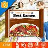 Fresh ramen noodle/ Korean instant noodle / Best Food Factory