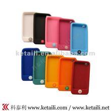 Various color Soft Silicone Handphone Case Hot Sale