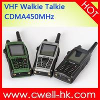 China 2015 CDMA/GSM IP67 VHF UHF Waterproof Mobile phone with 10km talkie walkie