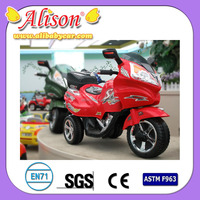Alison T05520 kid three wheel electric toy motorcycle