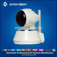 QF510 audio wifi baby monitor cheap ip security camera cctv ip camera