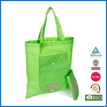 OEM Folding Shopping Bag/China Factory Foldable Shopping Bag